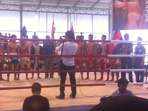 Khmer Boxing vs. Muay Thai