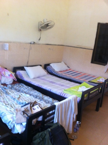 Cambodian Backpacker Hostel